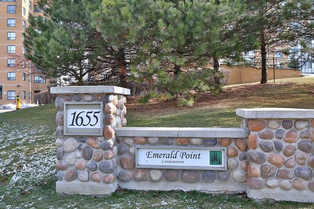 Emerald Point Sign 1655 1665 Pickering Pkwy Village East Pickering Durham