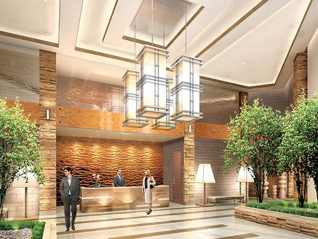Lobby San Francisco by the Bay 1235 Bayly St