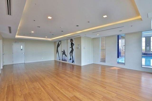 Exercise Room in San Francisco by the Bay Pickering Condo in Durham