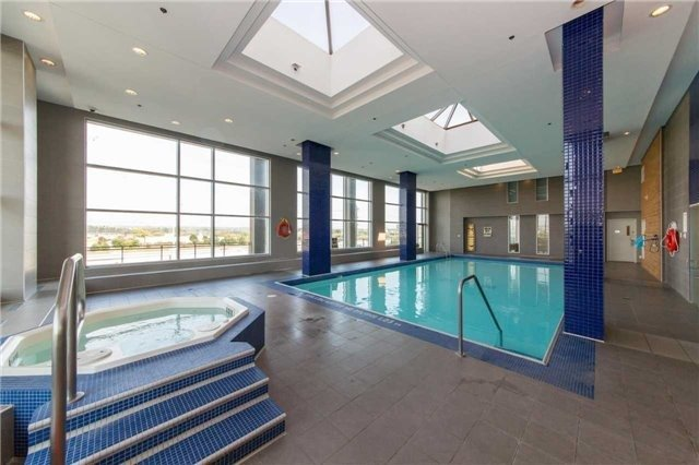 Indoor Pool at San Francisco by the Bay Condominiums in Bay Ridges