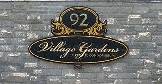 Logo Village Gardens Condominiums 92 Church St Ajax