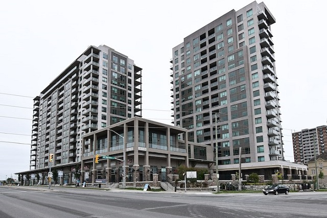 San Francisco by the Bay 1215-1235 Bayly St Condos in Pickering