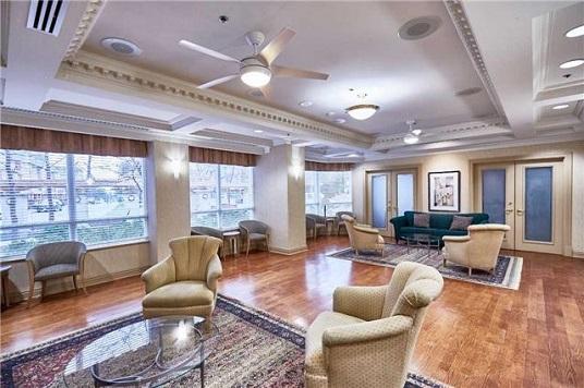 Large Party Room in 1200 The Esplanade Rd Pickering Condominium