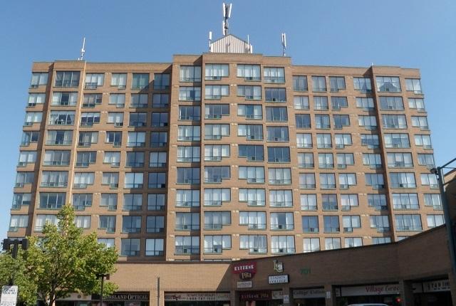 High Rise Whitby Condo The Waldorf 711 Rossland Rd E Pringle Creek Condominium