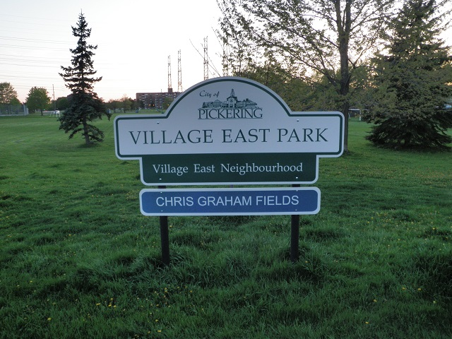 Village East Park Close to The Brockstone Pickering Condo