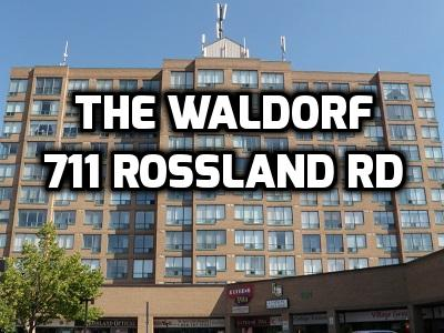 The Waldorf High Rise Condo in Whitby 711 Rossland Rd Pringle Creek Community