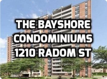View Bayshore Condominiums at 1210 Radom St Pickering Condo in Durham