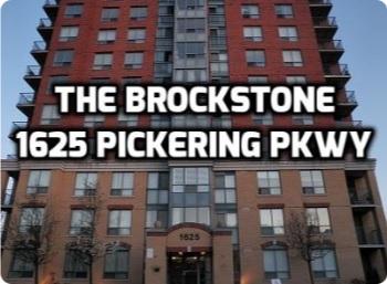 View The Brockstone at 1625 Pickering Pkwy Pickering Condo in Durham