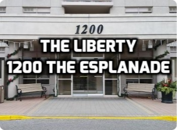 View The Liberty at 1200 The Esplanade Rd Pickering Condo in Durham