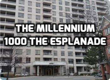 View The Millennium at 1000 The Esplanade Rd Pickering Condo in Durham