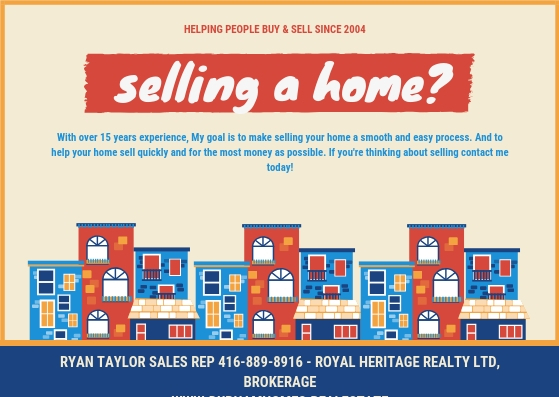 Thinking of Selling Your Home?