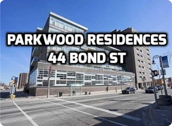 Click For Info on Parkwood Residences 44 Bond St Oshawa Condo in Durham