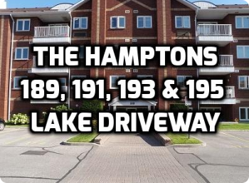 Click For The Hamptons 189, 191, 193 & 195 Lake Driveway Ajax Condo