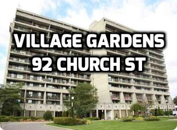 Click For Village Gardens 92 Church St Ajax Condo in Durham