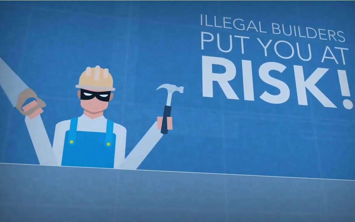 New Construction – Illegal Building: Are You Protected?