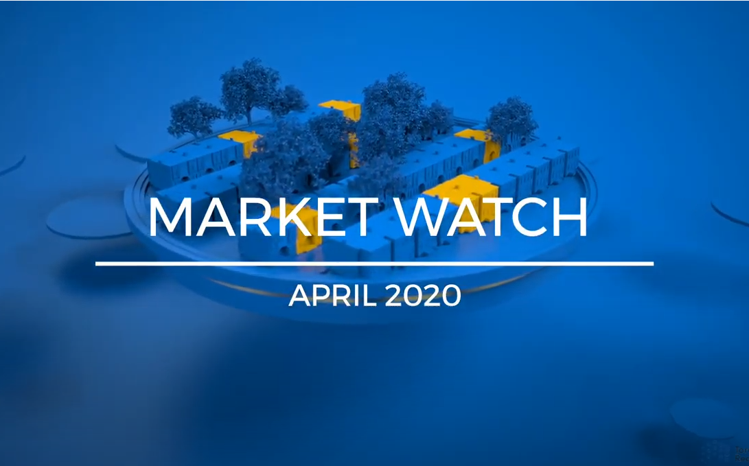 GTA Real Estate Market Watch April 2020